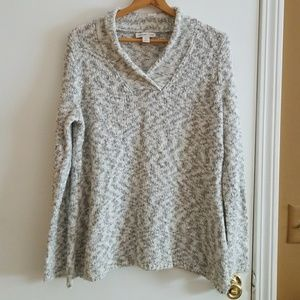 Coldwater Creek v-neck sweater